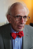 Eric Kandel Nobelprisvinnare Royaltyfria Bilder