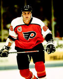 Eric Lindros Philadelphia superstar Stock Image