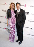 Eric McCormack and Janet Holden Royalty Free Stock Image