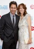 Eric McCormack y Janet Holden Fotografía de archivo libre de regalías