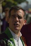 Eric Michael Garcetti  Mayor of Los Angeles at 73th Annual Nisei Week Grand Parade Stock Photos