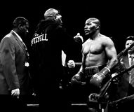 Eric Mitchell Professional fighter Royalty Free Stock Images