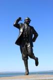 Eric Morecambe, commediante, statua, Morecambe, Regno Unito. fotografia stock
