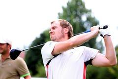 Eric Pecout a golf Prevens Trpohee 2009 Fotografia Stock