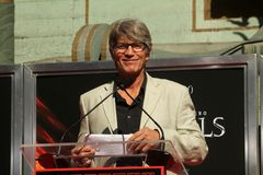 Eric Roberts, Mickey Rourke Royalty Free Stock Image