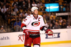 Eric Staal Carolina Hurricanes Stock Photos