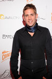 Eric Szmanda on the red carpet. Royalty Free Stock Images