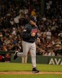 Eric Wedge, Cleveland Indians Royalty Free Stock Image