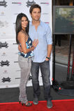 Eric Winter, Roselyn Sanchez Royalty Free Stock Image