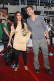 Eric Winter, Roselyn Sanchez Stock Photography