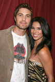 Eric Winter, Roselyn Sanchez Fotos de archivo
