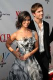 Eric Winter,Roselyn Sanchez Stock Photography
