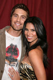 Eric Winter,Roselyn Sanchez Stock Photos
