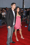 Eric Winter, Roselyn Sanchez, The Game Stock Photo