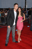 Eric Winter, Roselyn Sanchez, The Game Royalty Free Stock Images