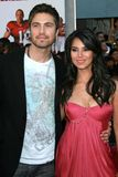 Eric Winter, Roselyn Sanchez, The Game Royalty Free Stock Photos