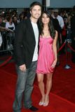 Eric Winter, Roselyn Sanchez, The Game Royalty Free Stock Photo