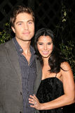 Eric Winter,Roselyn Sanchez Royalty Free Stock Photo