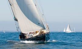eric wymieniał tabarly penduick jacht obrazy royalty free