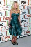 Erica Hoyt at the FOX Fall Eco Casino Party. Area Nightclub, Los Angeles, CA. 09-24-07 Stock Photography