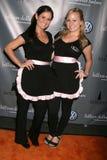 Erica Tucker i Ashley girlanda  Fotografia Stock