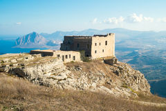 Erice Photos stock