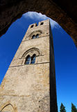 Erice cathedral tower, Sicily Stock Image