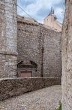 Erice historic city Royalty Free Stock Photography