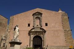 Erice (Sicília) Fotografia de Stock Royalty Free