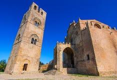 Erice, Sicilia Immagini Stock