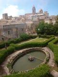 Erice, Sicily, Italy Stock Image