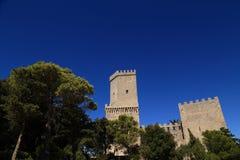 Erice (Sizilien) Lizenzfreie Stockbilder