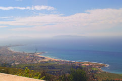 Erice-Trapani 5 Royalty Free Stock Photography