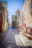 Erice-Trapani-Sicilia Royalty Free Stock Photos