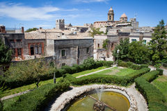 Erice-Trapani-Sicilia Royalty Free Stock Photography