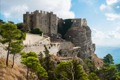 Erice Royalty Free Stock Image