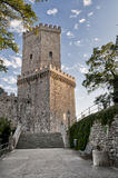 Erice view Royalty Free Stock Images