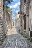 Erice view Royalty Free Stock Photography