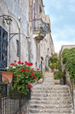 Erice view Stock Image