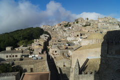 Erice view Stock Images