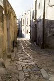 Erice view Stock Photography