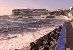 Ericeira Beache  免版税库存图片