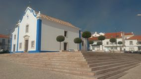 Ericeira church Stock Photos