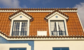 Ericeira Lofts Stock Images