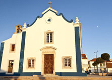 Ericeira Parish Church Royalty Free Stock Image