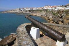 Ericeira, Portogallo immagine stock libera da diritti