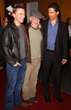 Erick Bana, Daniel Craig, Steven Spielberg Obraz Stock