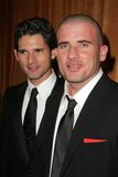 Erick Bana, Dominic Purcell Obrazy Stock