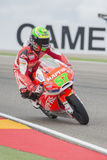 Erick Granado Moto3 Obraz Royalty Free