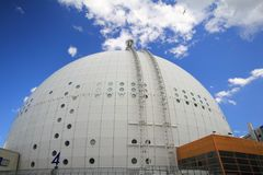 The Ericsson Globe Royalty Free Stock Images